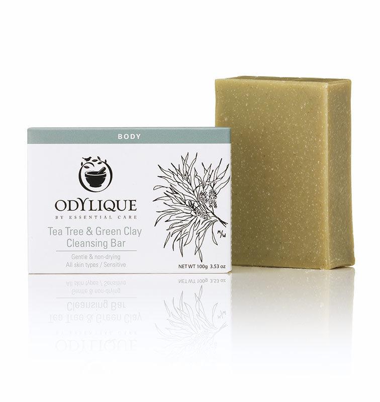 Odylique Tea Tree & Grüne Tonerde Seife