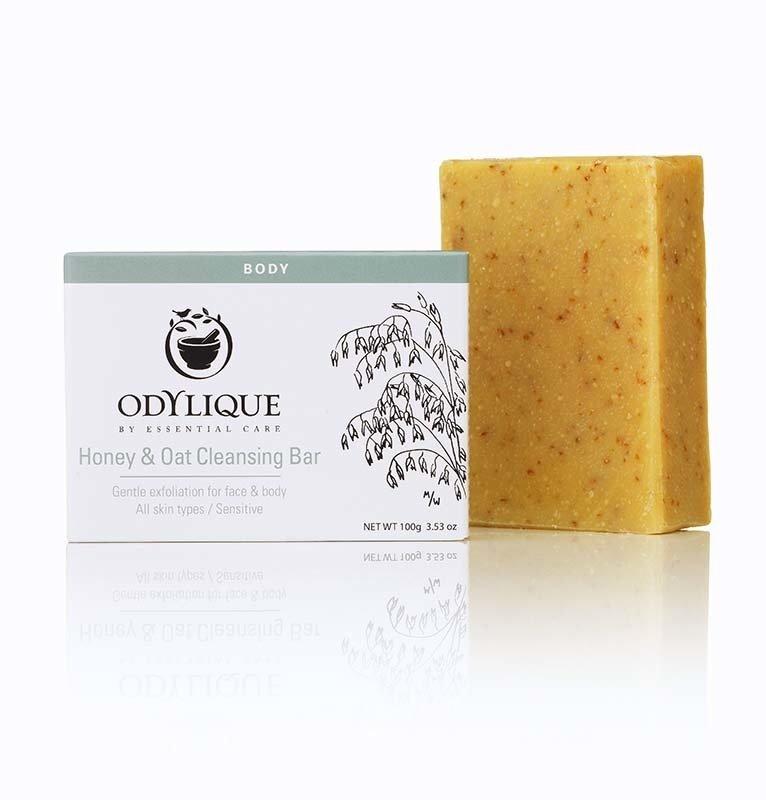 Odylique Honig & Hafer Peeling Seife