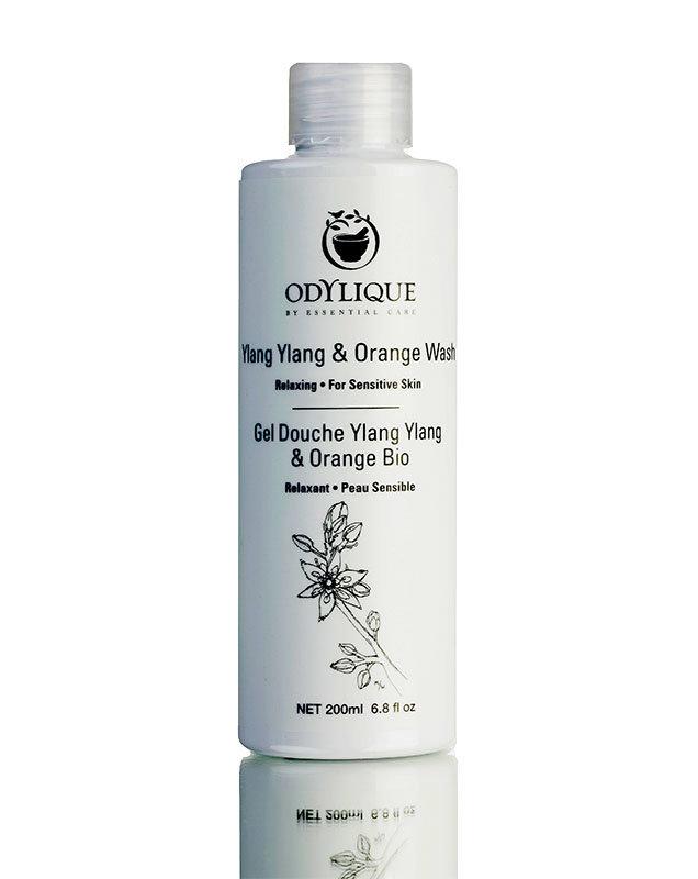 Odylique Ylang Ylang & Orange Shower Gel
