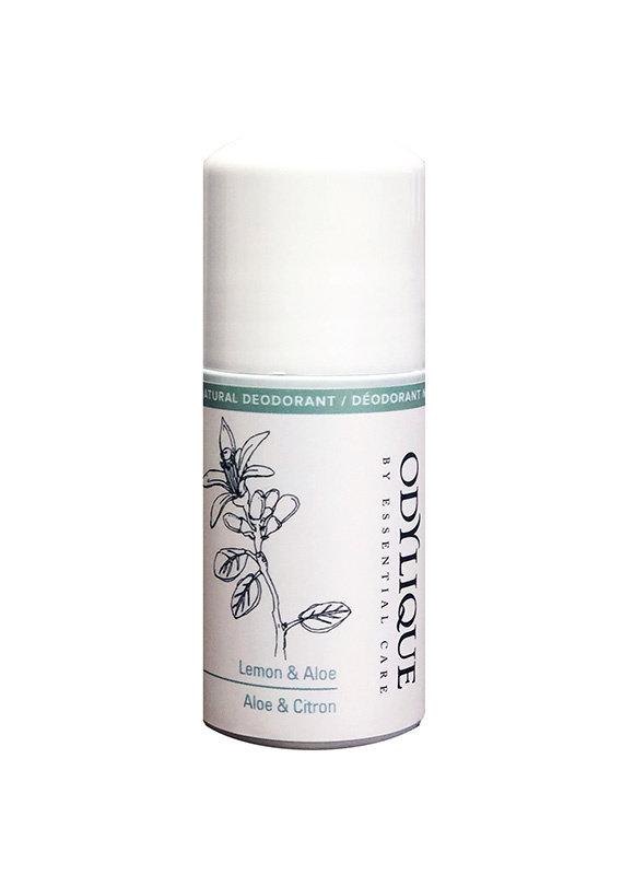 Odylique Natural Lemon & Aloe Natural Deodorant
