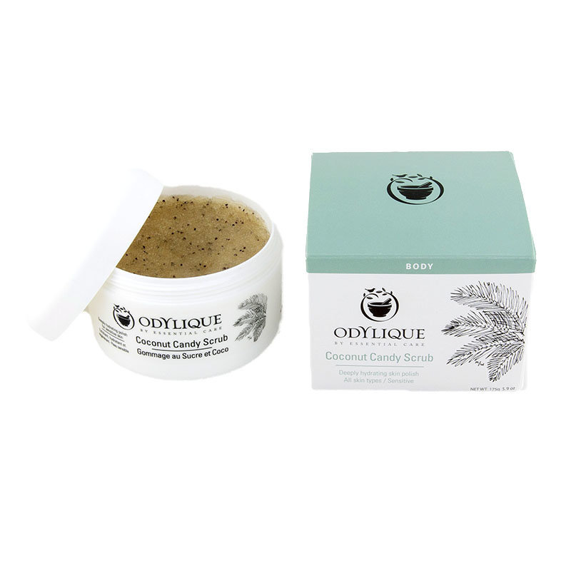 Odylique Coconut Candy Scrub