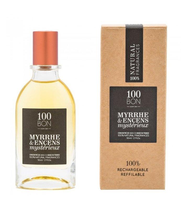 100 Bon Myrrhe & Encens Mysterieux EdP
