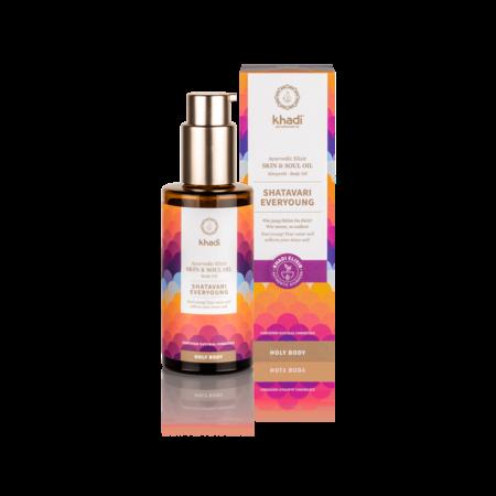 Khadi Shatavari Anti-aging Skin oil