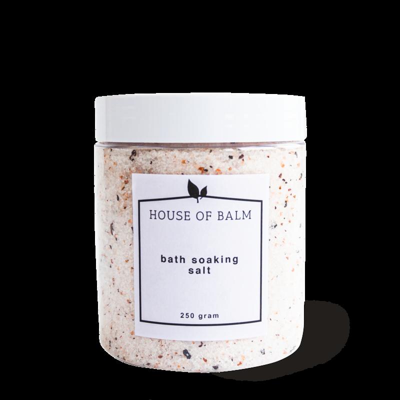 House of Balm Me-Time Himalaya Bath salts
