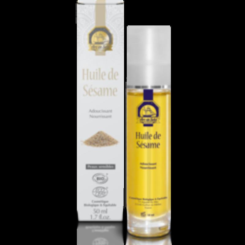 Arc en Sels Organic Sesam Oil
