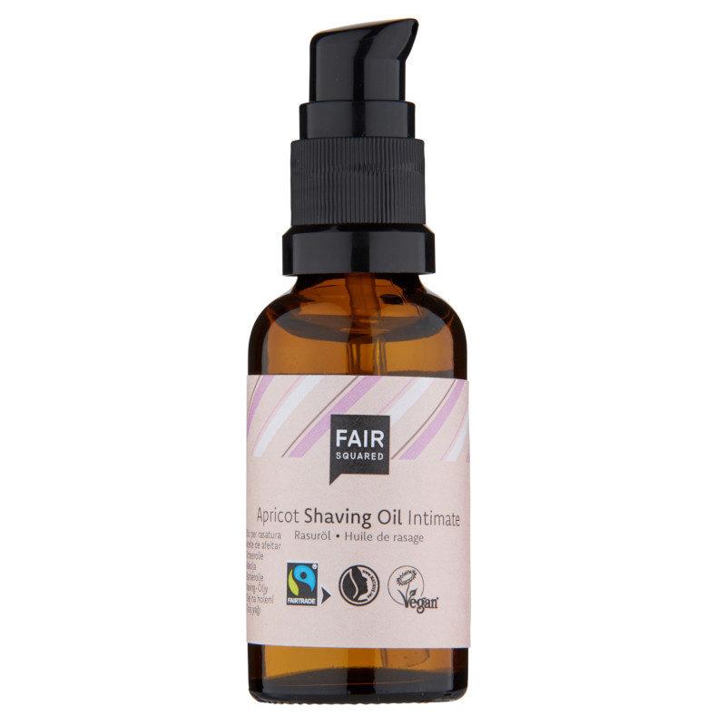 Fair Squared Natural Shaving Oil Intimate Women