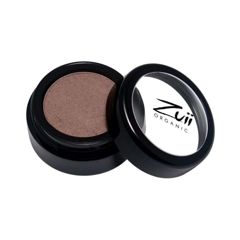 Zuii Organic Natural Brown Eye Shadow Fudge