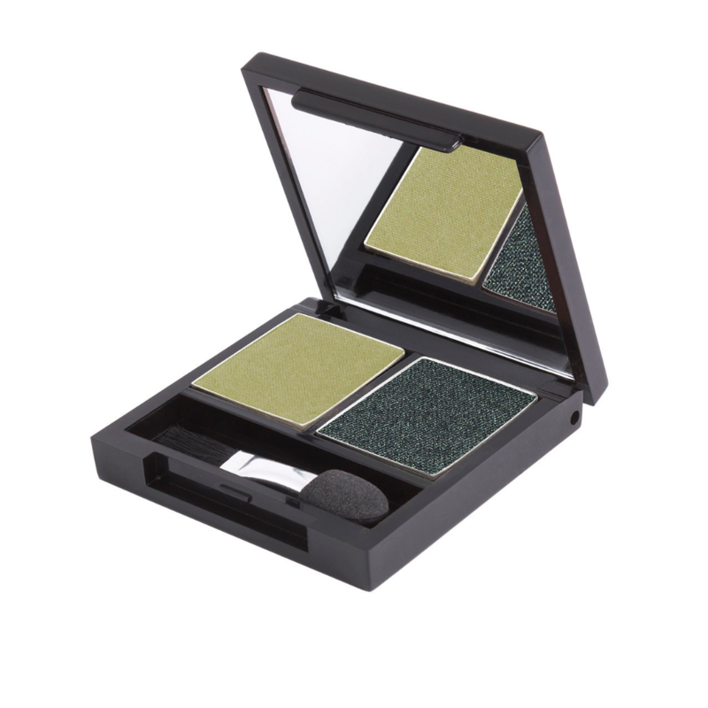 Zuii Organic Natural Duo Eyeshadow Palette Vibe