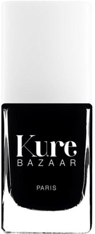 Kure Bazaar Natural Black Nail Polish