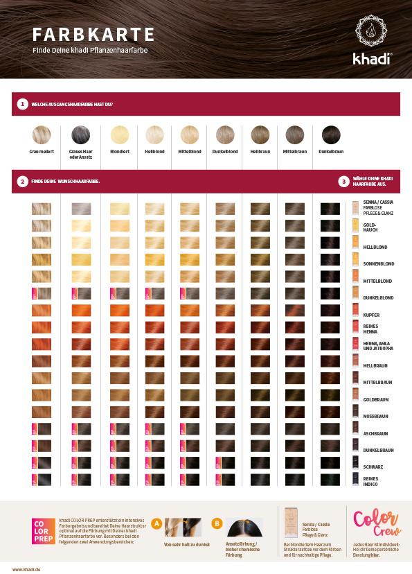 henna haarverf kleuren