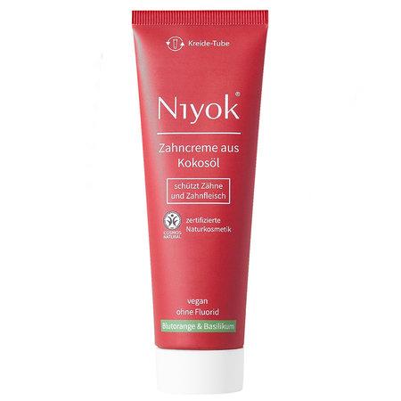 Niyok Toothpaste Blood Orange & Basil