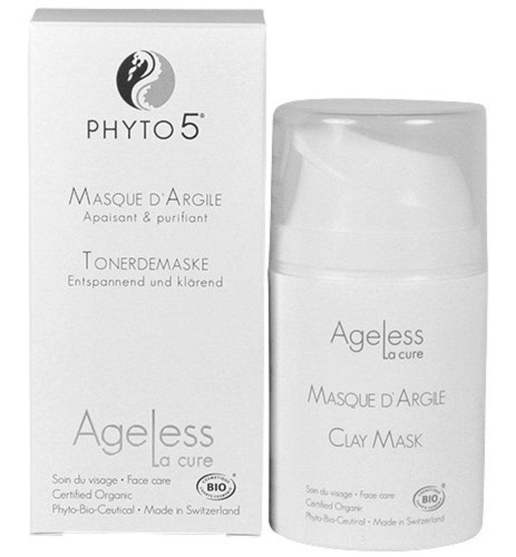 Phyto 5 Organic Clay Mask