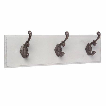 Clayre & Eef Coat rack 60*12*17 cm
