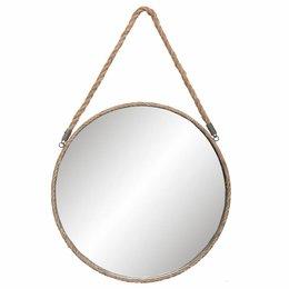 Clayre & Eef Mirror Ø 47*3 cm