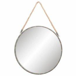 Clayre & Eef Mirror Ø 56*3 cm