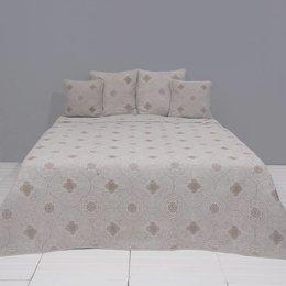 Clayre & Eef Bedspread stonewashed 140*220