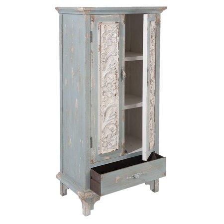 Clayre & Eef Cabinet 67*38*143 cm