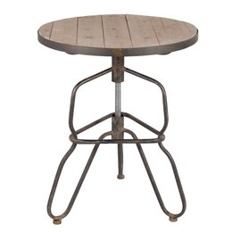 Clayre & Eef Table Ø 59*71/89 cm
