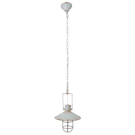 Clayre & Eef Pendant light Ø 27*44 cm / E14 / Max. 1x25Watt