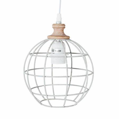 Clayre & Eef Pendant light Ø 18*22 cm E27/60W