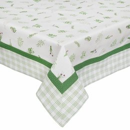 Clayre & Eef 130*180 Tablecloth