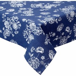 Clayre & Eef 150*150 Tablecloth