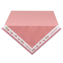 Clayre & Eef 100*100 Tablecloth