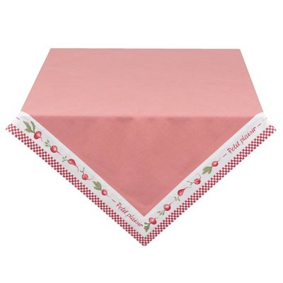 Clayre & Eef 100*100 Tablecloth
