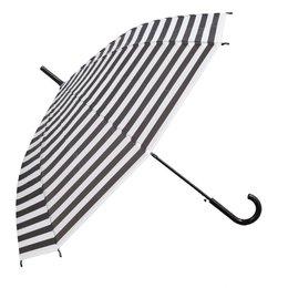 Clayre & Eef Umbrella Black and white Ø 99*60 cm