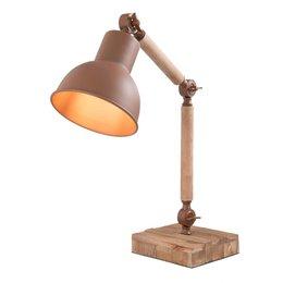 Clayre & Eef 6LMP555 Bureaulamp