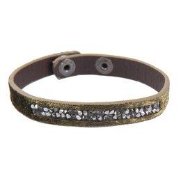 Clayre & Eef JZBR0366GR Armband