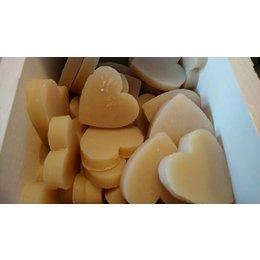 0031 Sweet vanilla zeep hartje