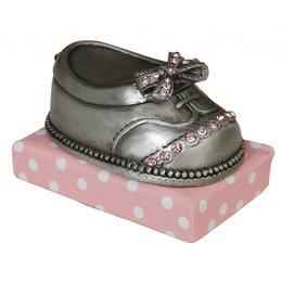 Tandendoosjes (schoen) 4*6*4 cm