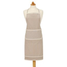 Clayre & Eef Apron 70*85 ivory