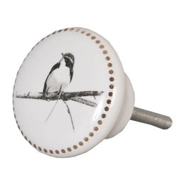 Clayre & Eef Doorknob Ø 4 cm