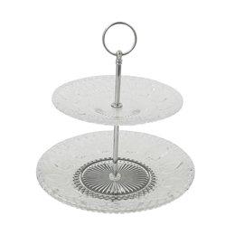 Tiered platter Ø 22*26 cm