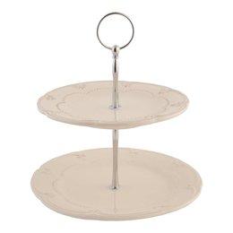 Tiered platter Ø 21*23 cm