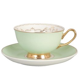 Cup and saucer 0,2L