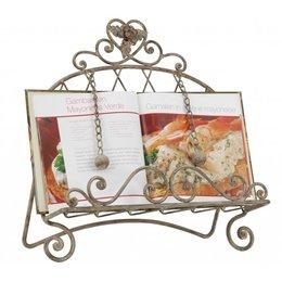 Cook book holder 35*17*35 cm