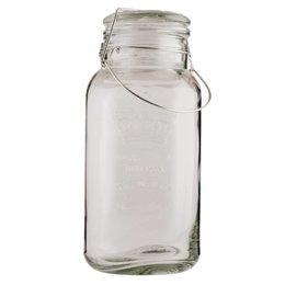 Storage jar 15*15*32 cm