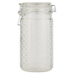 Storage jar Ø 10*20 cm