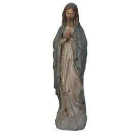 Clayre & Eef Mary statue 15*11*50 cm