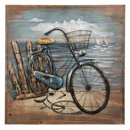 5WA0135 Wanddecoratie (fiets)