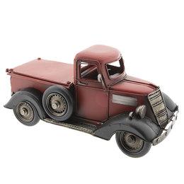 AU0038 Model vrachtauto/fotolijst/spaarpot