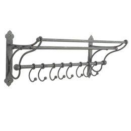 Clayre & Eef Coat rack 56*22*23 cm