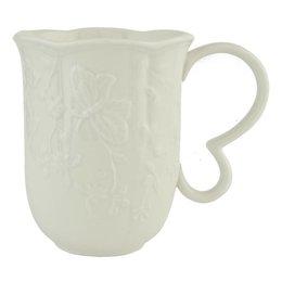 Clayre & Eef Mug 12*9*11 cm / 0.3 L
