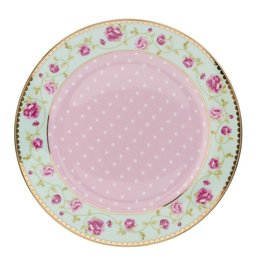 Clayre & Eef Small plate Ø 19 cm