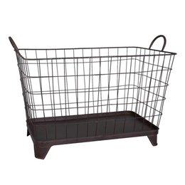 Clayre & Eef Basket 60*35*41 cm