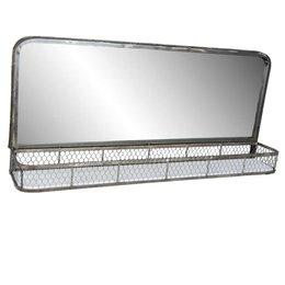 Clayre & Eef Mirror 91*16*42 cm