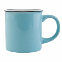 Clayre & Eef Mug 11*8*9 cm / 0,25L